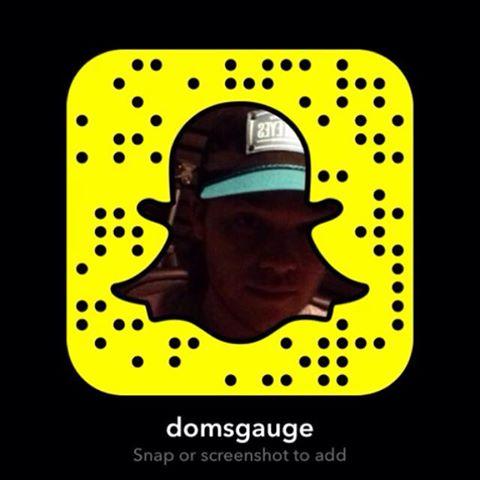 snap chat doms gauge